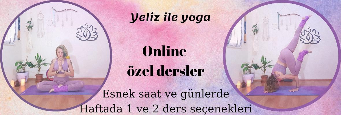 Yoga Özel Dersler