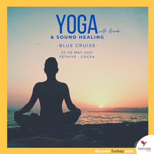 7 Gün Tekne'de Yoga ve Ses Şifası Tatili Burak Bilen