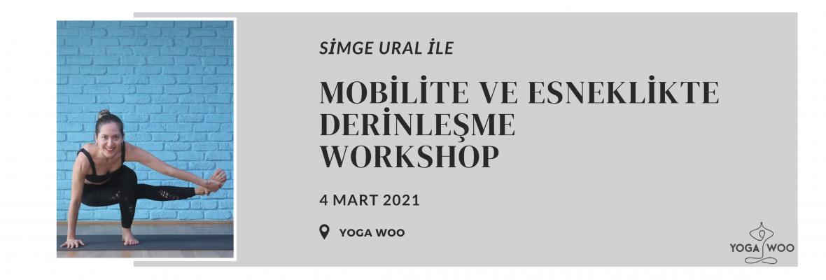 Simge Ural ile Mobilite ve Esneklikte Derinleşme Workshop