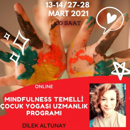 Dilek Altunay ile Çocuk Yogası Uzmanlık Programı Dilek Altunay