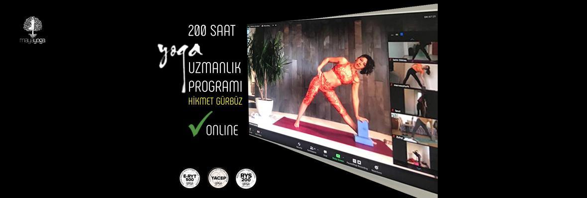 200 Saat Yoga Uzmanlık Programı Hikmet Gürbüz