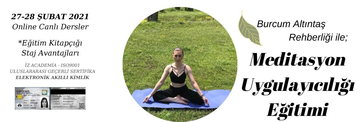Meditasyon Koçluğu Uzmanlık Programı