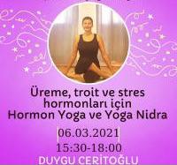 Hormon Yoga & Yoga Nidra