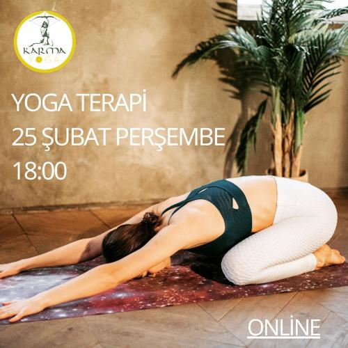 Yoga Terapi Dersleri Gülşah Ürken Parlak