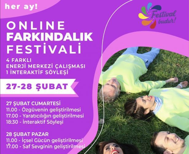 Farkındalık Festivali Şems Uzuneser
