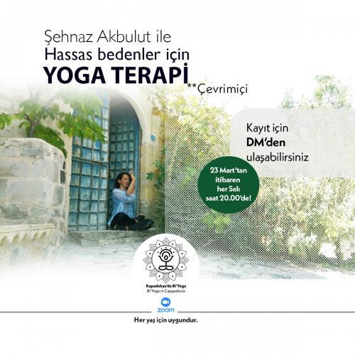 Hassas Bedenler için Yoga Terapi