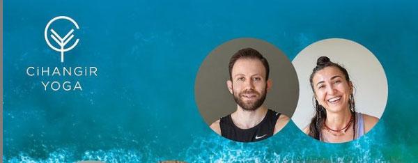 Bade Gül Kılınç ve Onur Aksoy ile Çıralı Yoga Tatili Bade Gül Kılınç
