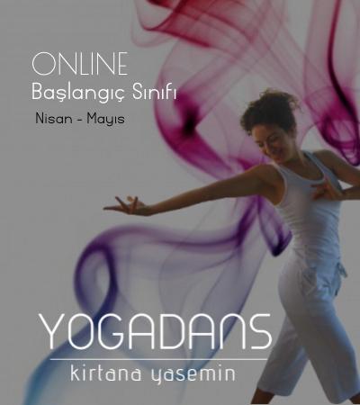 Yoga Dans Başlangıç Sınıfı