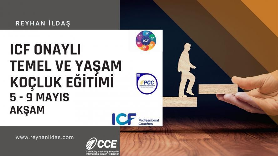Reyhan İldaş ile Icf Onaylı Temel Ve Yaşam Koçluğu Uzmanlık Programı