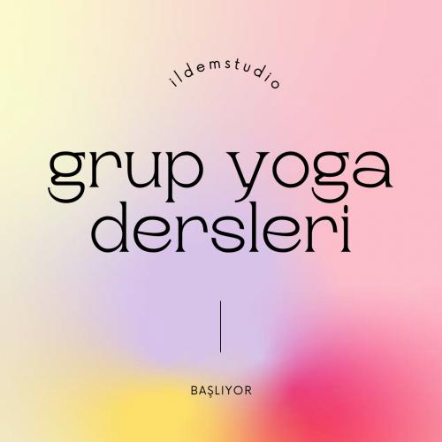 Yoga Grup Dersleri