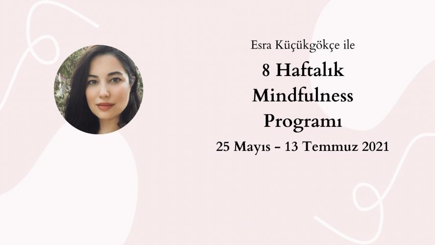 8 Haftalık Mindfulness Programı