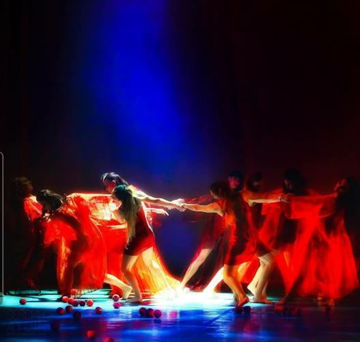 Dansın İyileştirici Gücü ile; Beden & Zihin & Ruh Buluşmaları