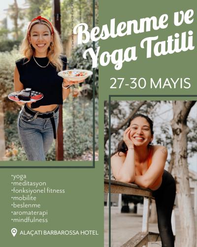 Beslenme ve Yoga Tatili İsra Tan