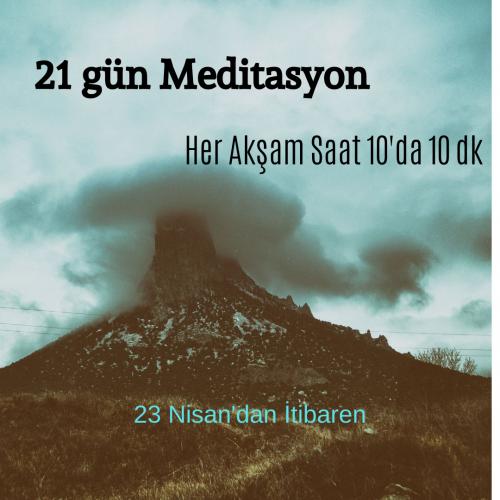 Her Akşam 10'da 10 dk Meditasyon