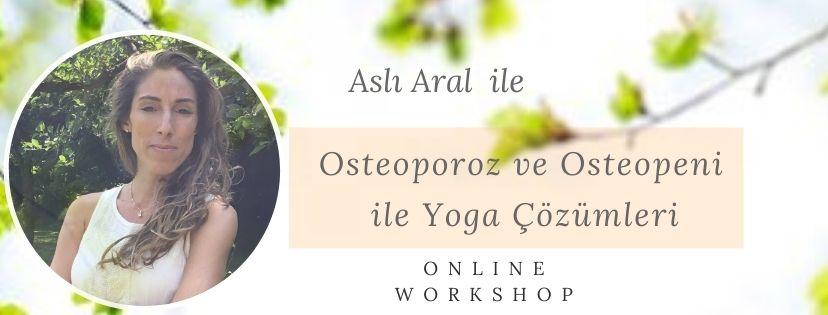 Osteoporoz ve Osteopeni ile Yoga Çözümleri