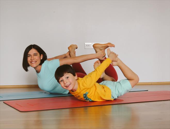Çocuk Yogası Uzmanlık Programı