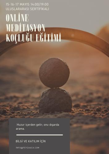 Uluslararası Sertifikalı Online Meditasyon Uzmanlık Programı