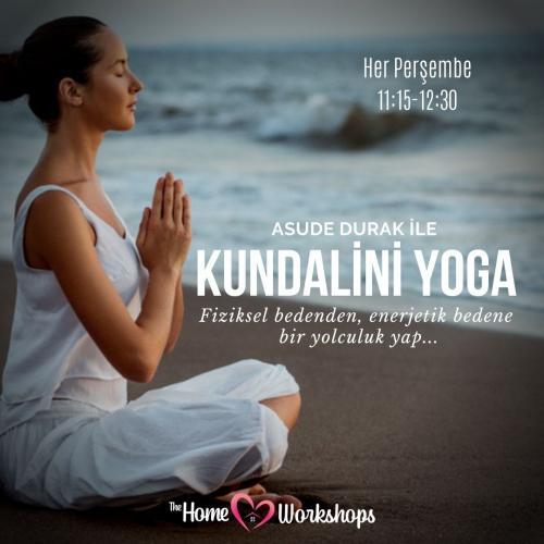 Asude Durak ile Kundalini Yoga