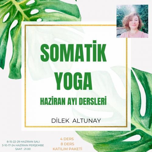 Esnek Ve Güçlü Bir Omurga için Somatik Yoga Dersleri