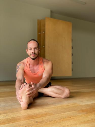 Adil ve Fırat ile Yoga ve Mobility Kampı Adil Ayvaz