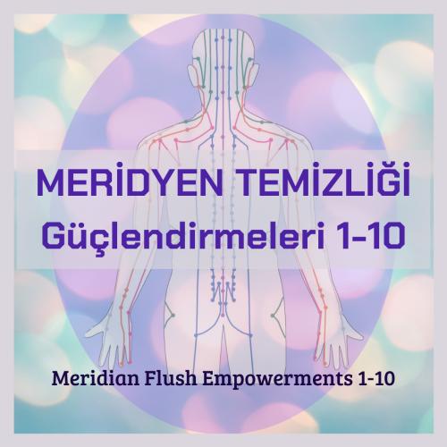 Meridyen Temizliği Güçlendirmesi 1-10
