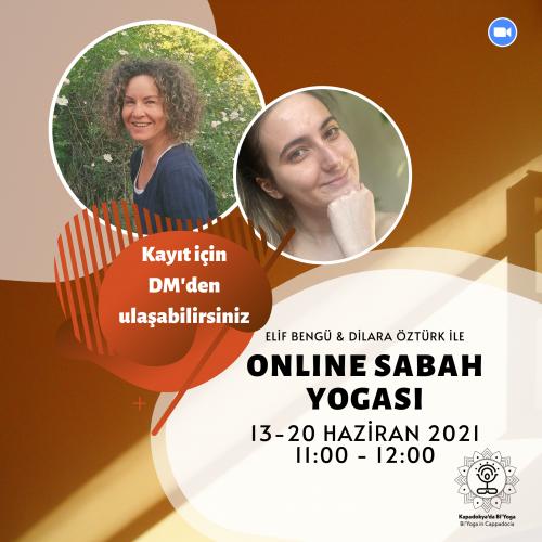 Online Pazar Yogası