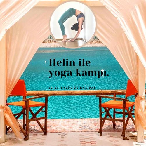 Helin ile Yoga Kampı Helin Şahin
