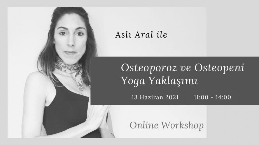 Osteoporoz ve Osteopeni – Yoga Workshop
