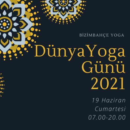 Bizimbahçe Dünya Yoga Günü Festivali Ayşegül Alyanak