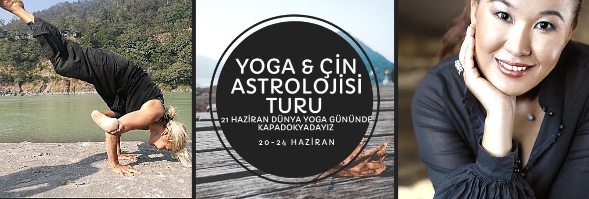 Kapadokya'da Yoga & Çin Astrolojisi Turu