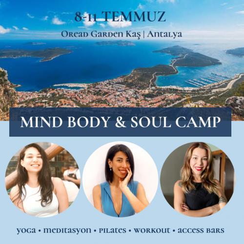 Mind Body & Soul Camp Buket Kurt
