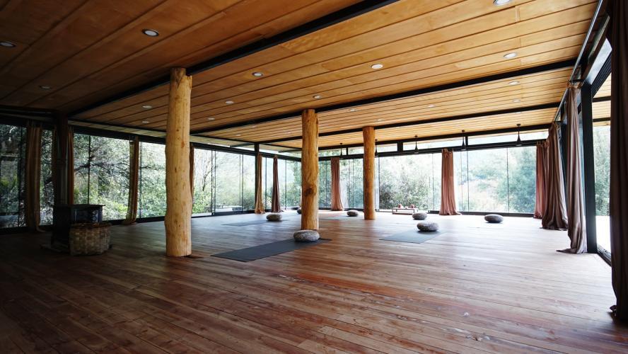 Özge ve Simin ile Yoga Kampı Özge Özvarol