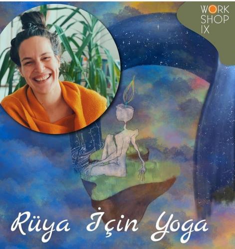 Rüya İçin Yoga