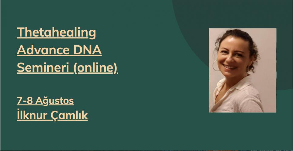 Thetahealing Advance DNA Programı