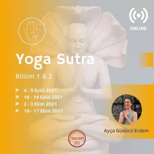 YogaSutra Modül 1 (Bölüm 1&2)