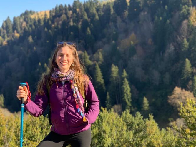 Şaylan Yılmaz ile Maçahel Yeşillerinde YogaTrek Şaylan Yılmaz