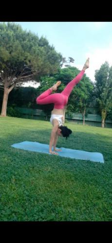 Ağva'da Yoga, Nefes ve Meditasyon Kampı Gül Bolpaça