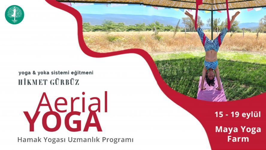 Hamak Yogası Uzmanlık Programı