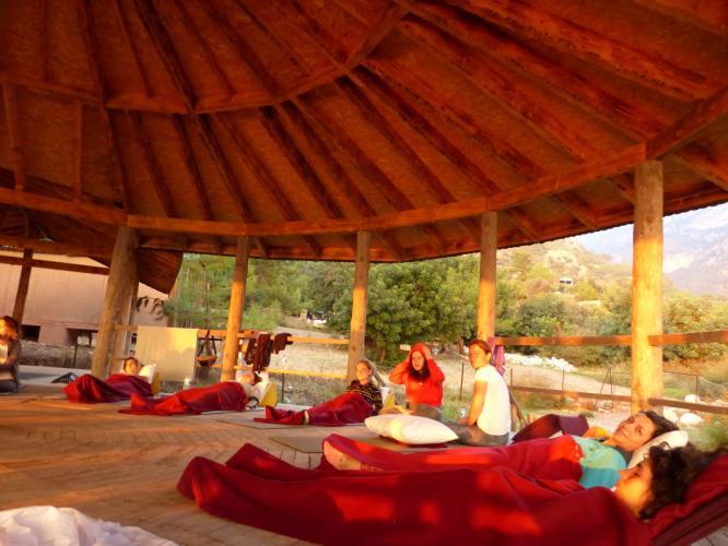 Holistik Nefes & Yoga & Ses Meditasyonu (Yoğunlaştırılmış Kamp) Rüzgar