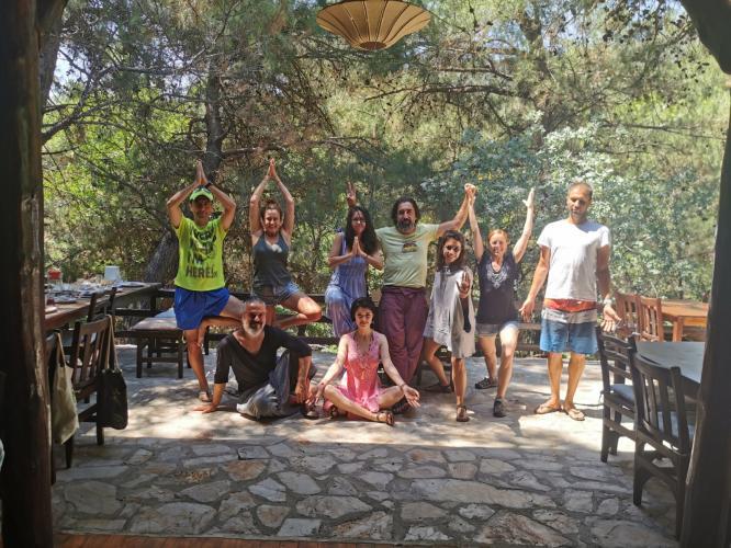 Kaz Dağlarında Doğa ve Dans ile Buluşma /Bir Ruh-Beden Tatili Ali Aşkı