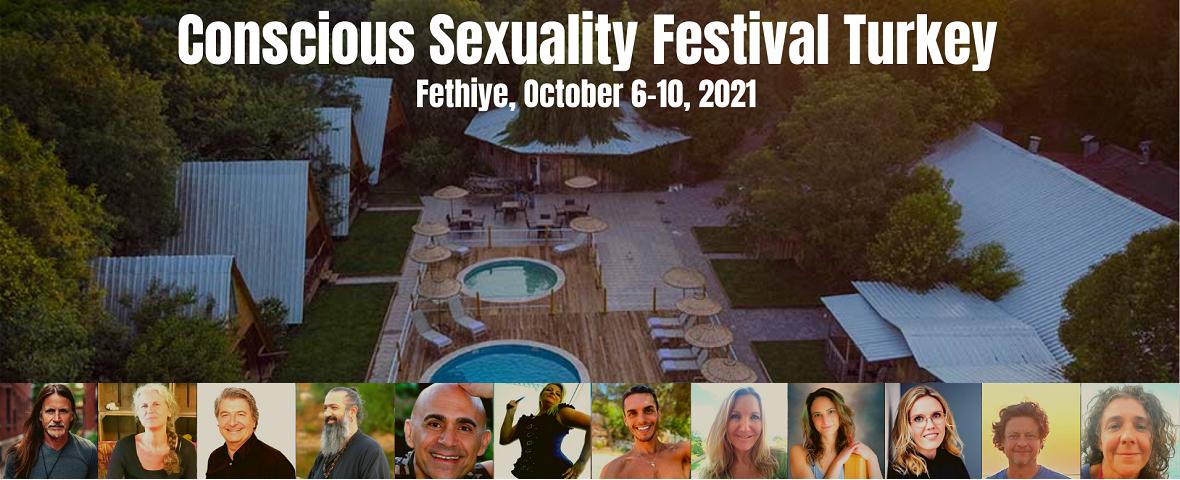Conscious Sexuality Festival Turkey Murad Keleşoğlu