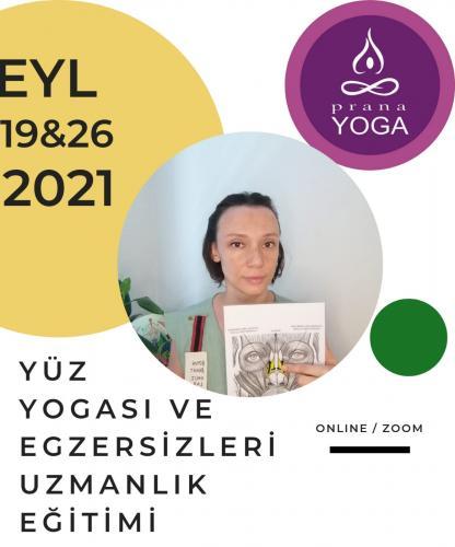 Yüz Yogası ve Egzersizleri Uzmanlık Programı