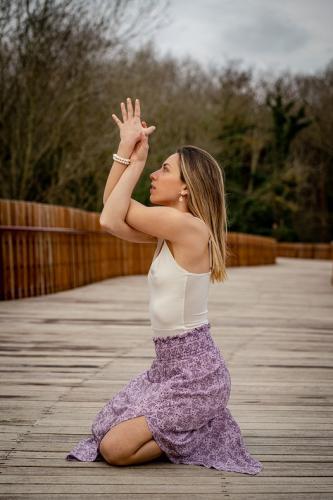 Nadya ve Neslihan ile Güçlen&Gevşe - Yoga ve Pilates Tatili Nadya Kaya