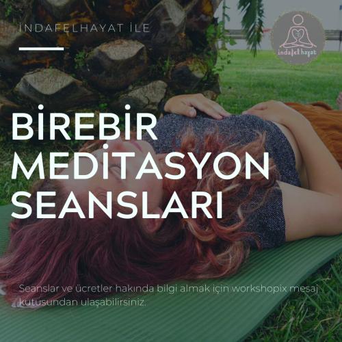 Birebir Meditasyon Seansları