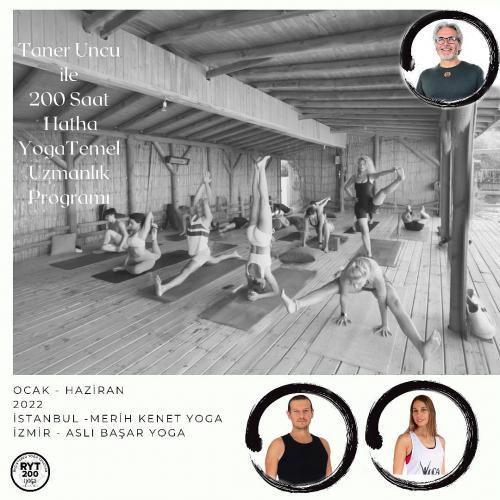 Taner Uncu İle 200 Saatlik Temel Hatha Yoga Uzmanlık Programı
