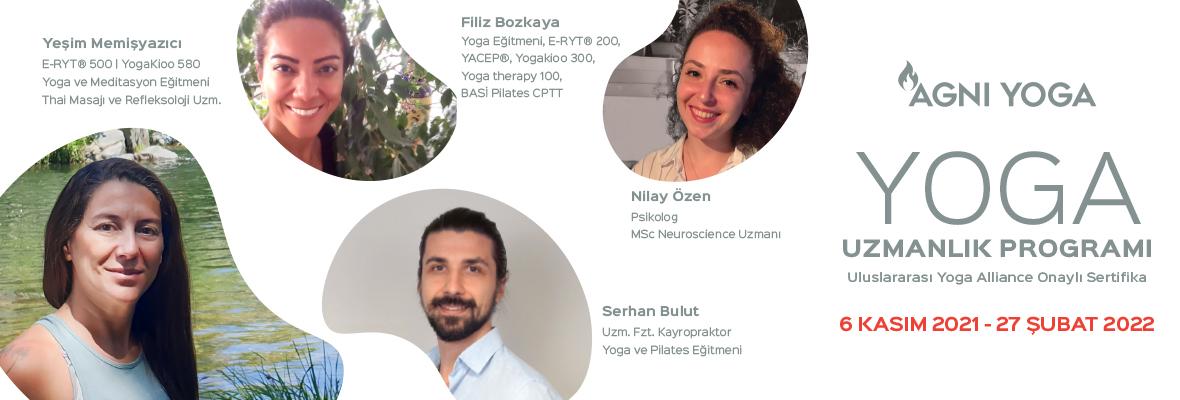 Agni Yoga - 200 Saat Yoga Uzmanlık Programı Serhan Bulut