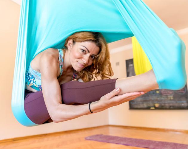 Hamak Yogası Uzmanlaşma Programı
