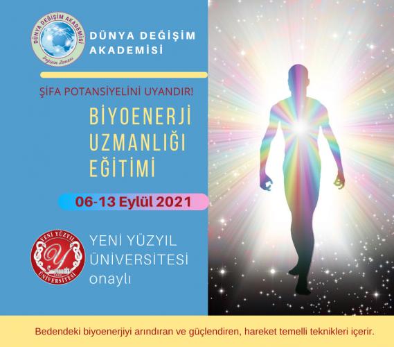 Biyoenerji Uzmanlığı Programı