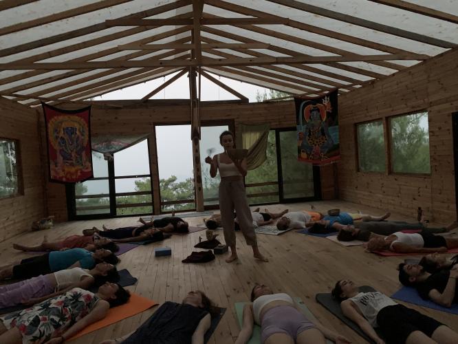 Kendine Doğru Yoga İnzivası Özge Küçükkaya