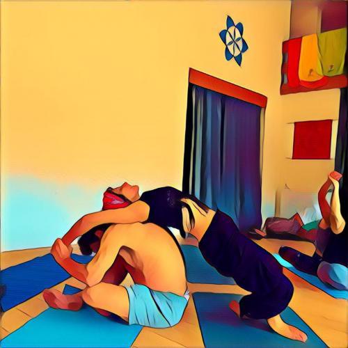 Tantric Arts Training 1. Modül - Conscious Touch Dilem Ayşıl